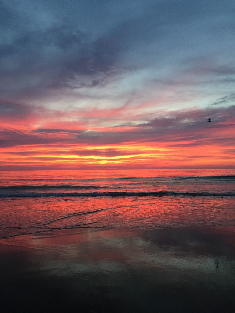 Salisbury beach sunrise this morning was so peaceful and beautiful