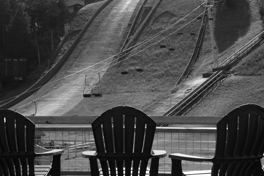 Taken at Lake Placid NY- 1980 Olympic complex