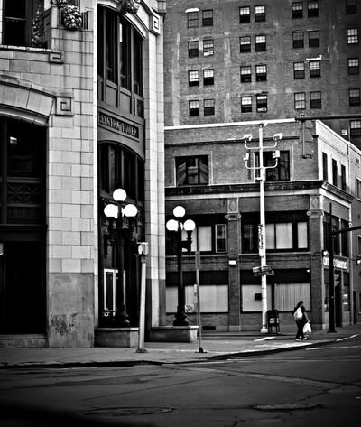 Downtown Buffalo, NY copy