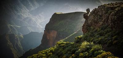 Atmospheric & Expansive Gran Canaria, Spain