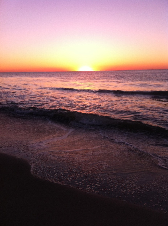 Ocean Sunrise Viewbug Com