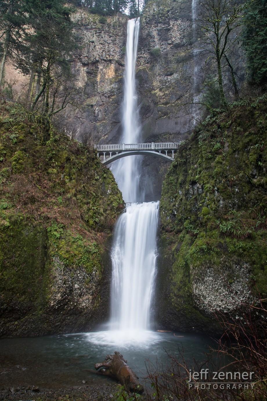Multnomah Beauty! by jeffzenner - Beautiful Waterfalls Photo Contest