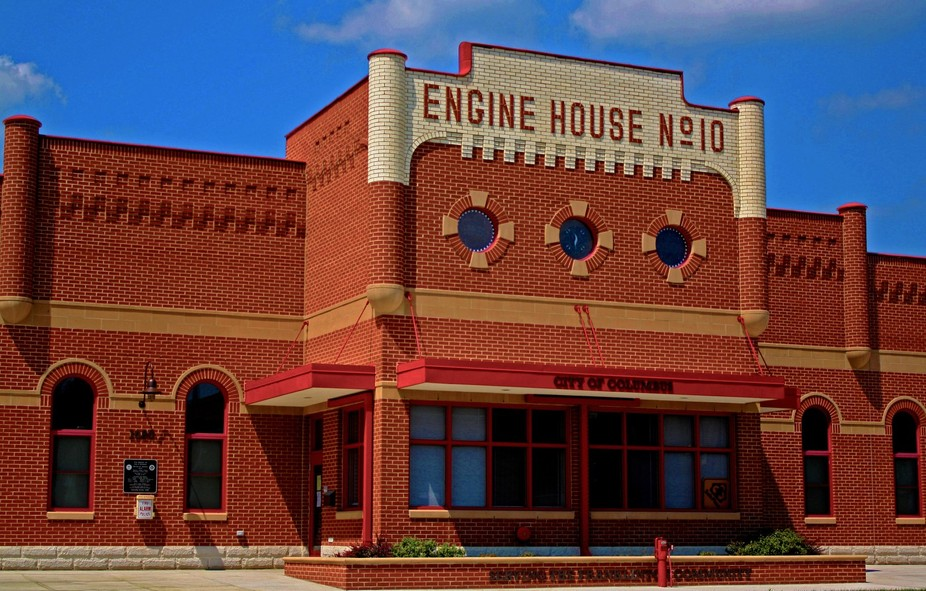 ! of several firehouses in Columbus, Ohio