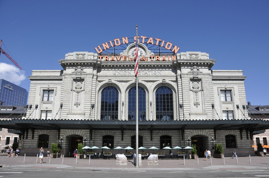 Union Station Denver Co.