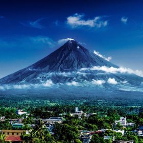"The world-famous ""Bulkang Mayon"" or Mayon Volcano is known for its perfect cone shape. It is just an hour drive from my hometown Sorsog..."