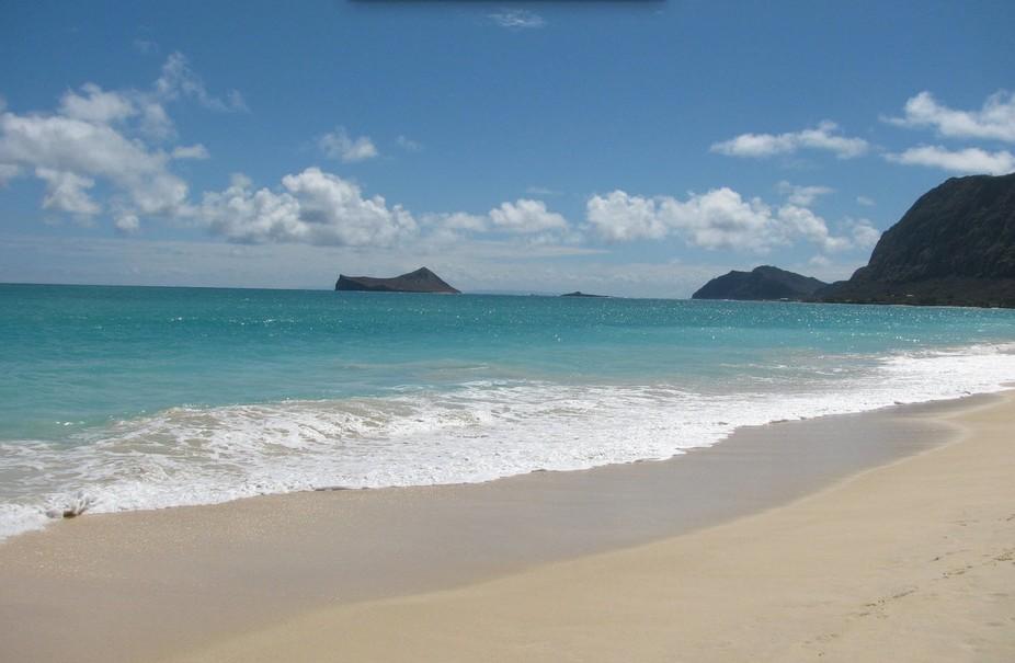 Lanai Beach - Hawaii