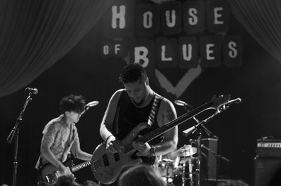 Orions at the House of Blues