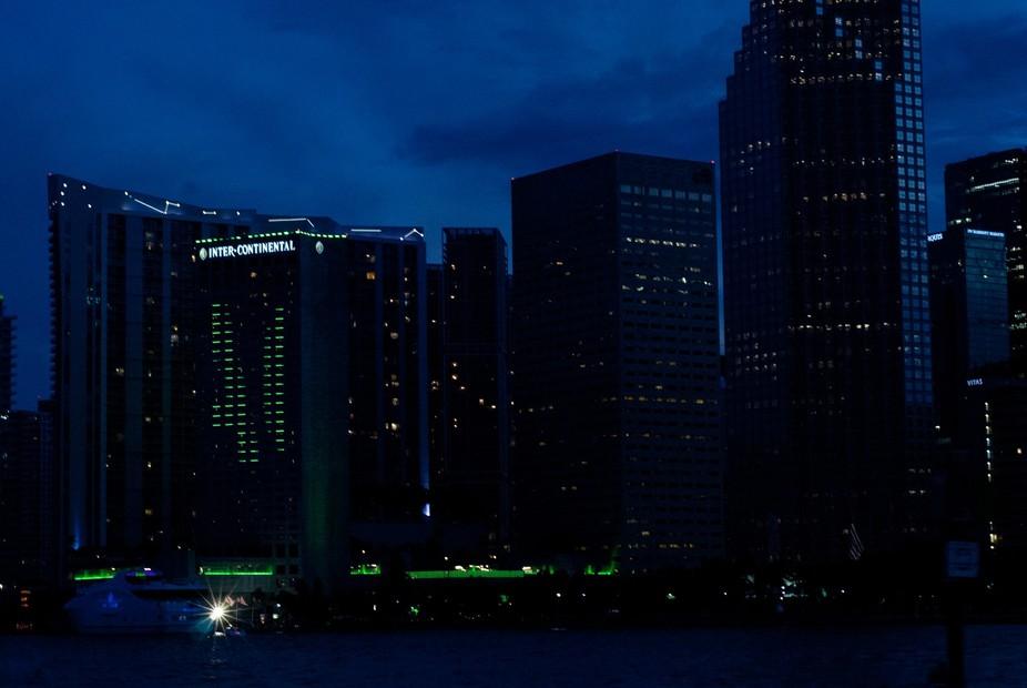 Miami @ Night