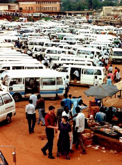 The Definitive Taxi Park, Kampala