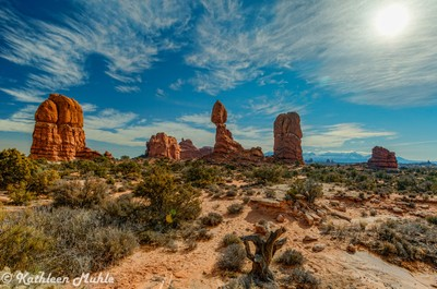 Arches Balanced Rock