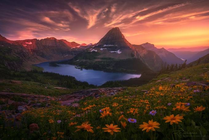 Hidden Lake by ryanbuchanan - Alluring Landscapes Photo Contest