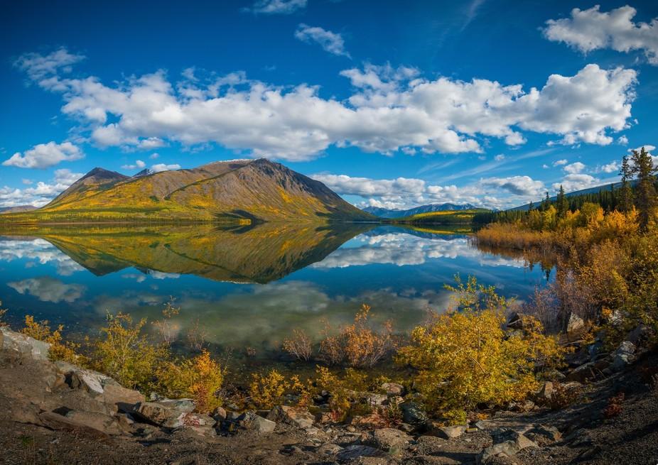 Taken outside of Carcross, Yukon