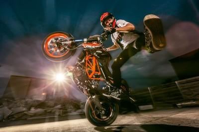 Rok Bagoros for KTM