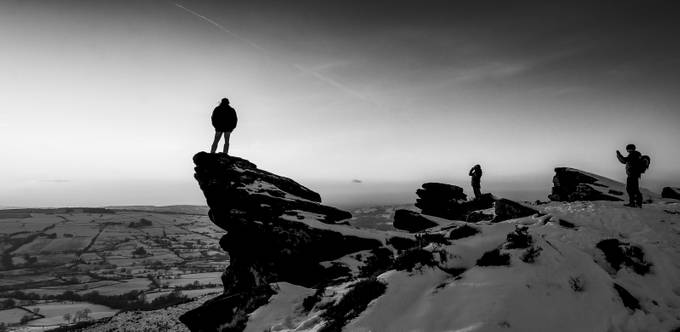 On The Edge-2 by jackiesellers - Standing At The Edge Photo Contest