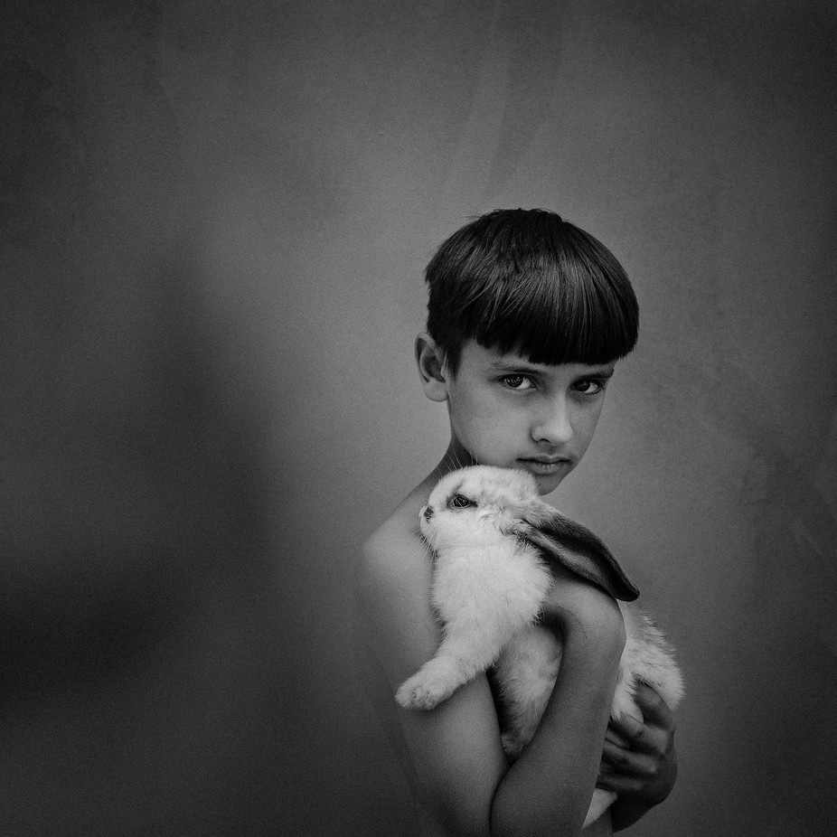 Sami by doina-domenicacojocaru - Kids And Pets Photo Contest