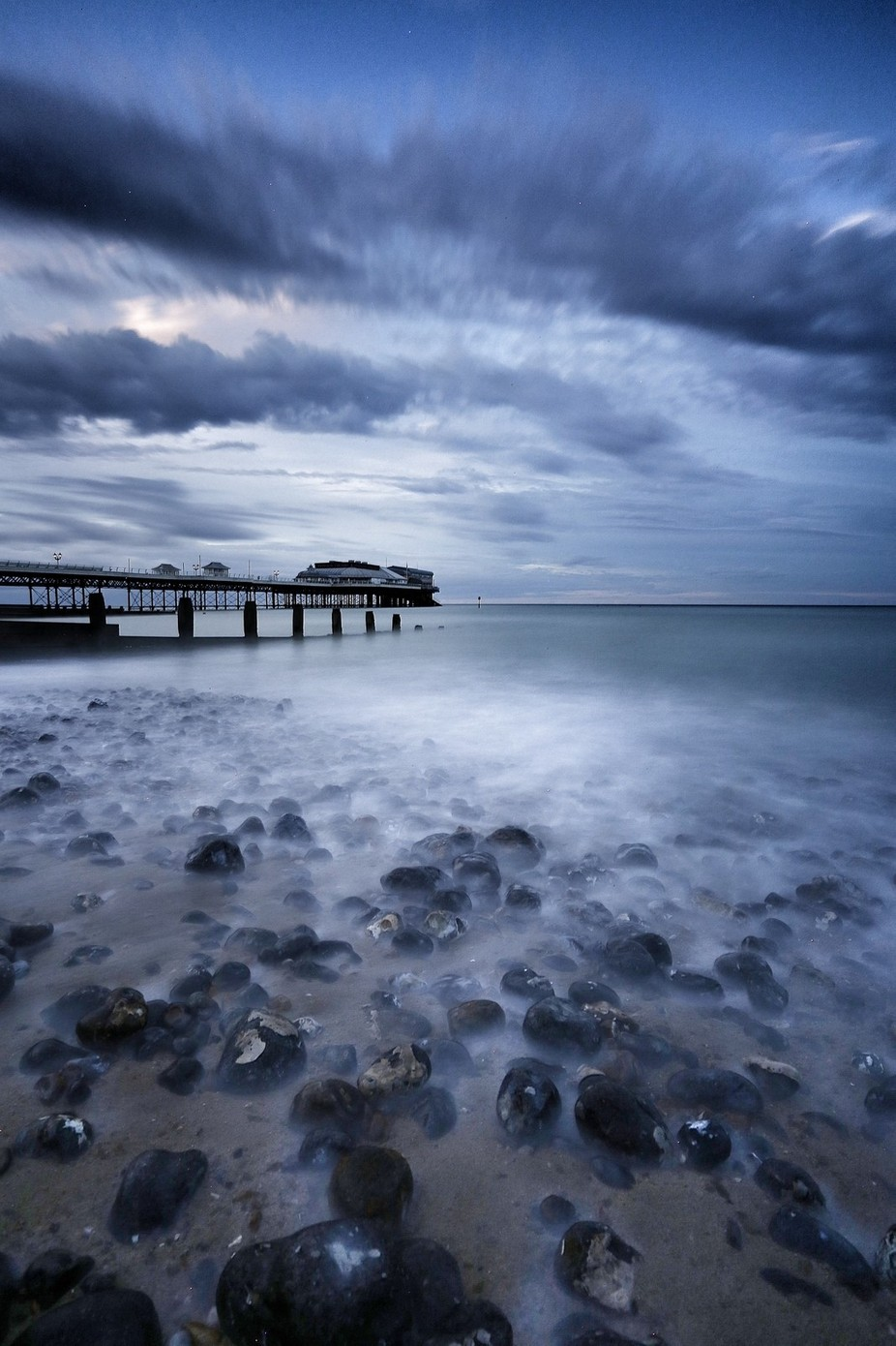 Cromer Pier by StuieRooster - Long Exposure Experiments Photo Contest