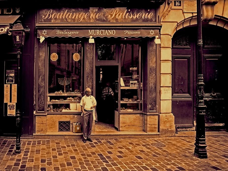 Parisienne boulangerie