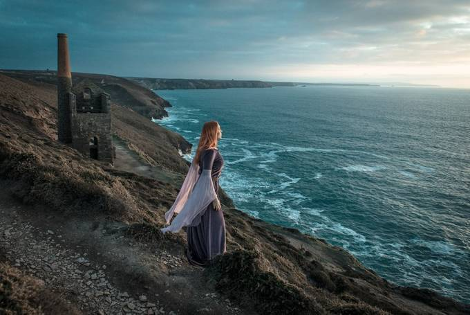 The Tempest  by helengadd - Faith Photo Contest with Scott Jarvie