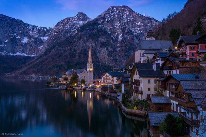 Hallstatt Dreams. by Aleksandersson - Around the World Photo Contest By Discovery