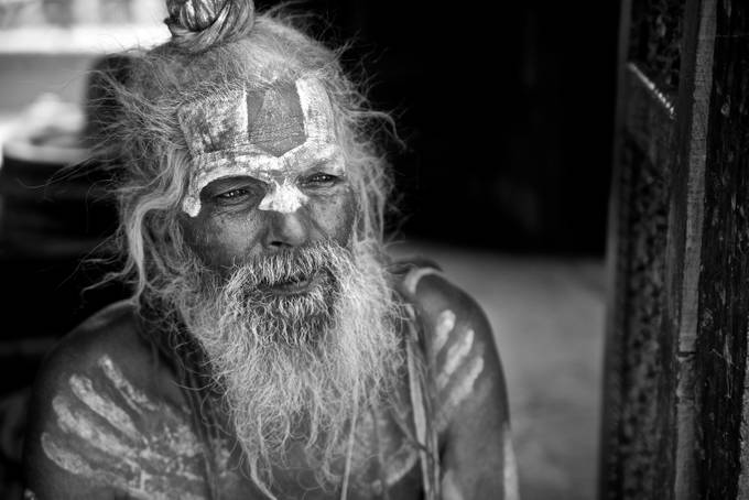 Yogi by scottfinneran - Cultures of the World Photo Contest
