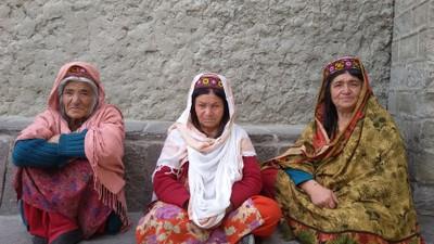Women of Hunza