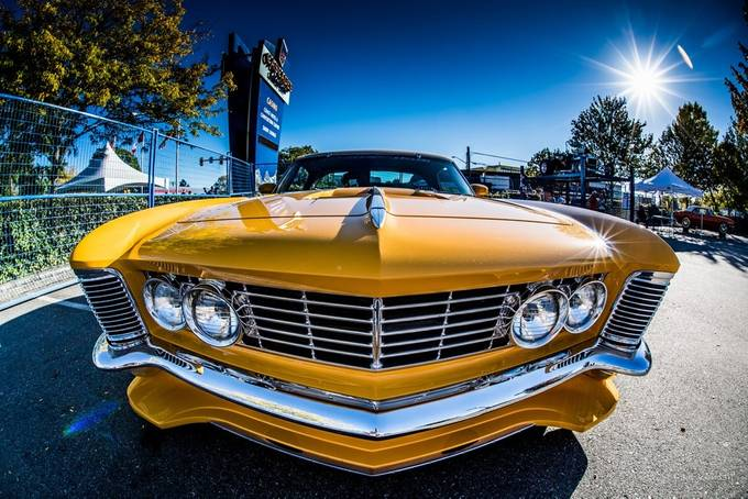 Smiling 63 Riviera by paulkendall - My Favorite Car Photo Contest