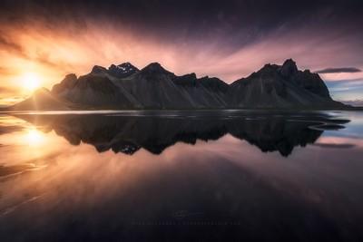 Reflections Of Vestrahorn