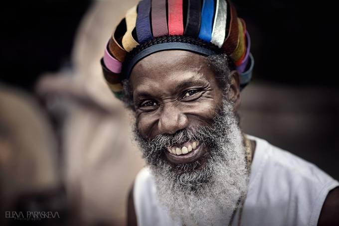 The Merry Rastafarian by ElenaParaskeva - Movember Photo Contest