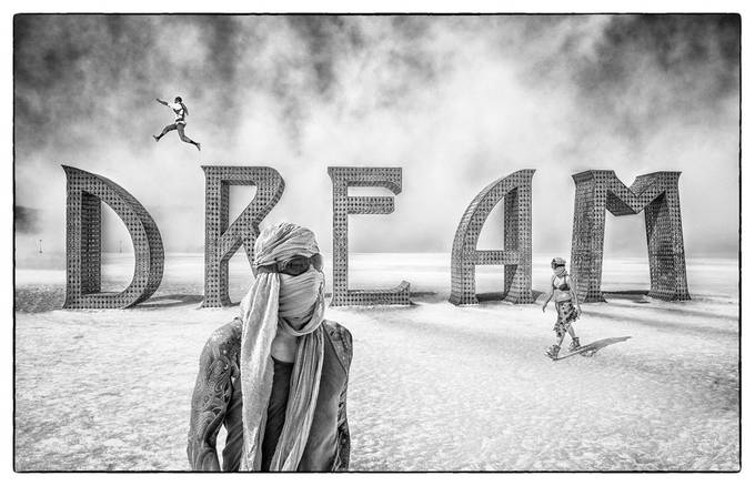 DREAM by fidfoto - Letters And Words Photo Contest