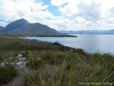 Mt Rugby & Bathurst Harbour, SW Wilderness National Park, Tasmania