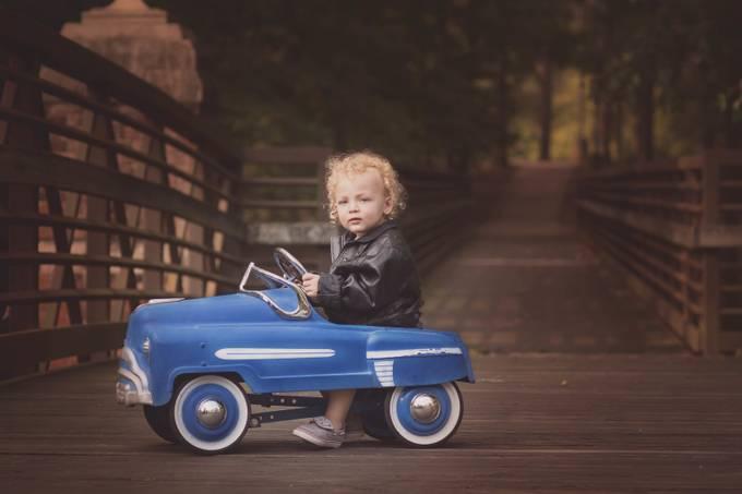 """""""Rockabilly"""" by tiffanyfinleymoon - A World Of Blue Photo Contest"""