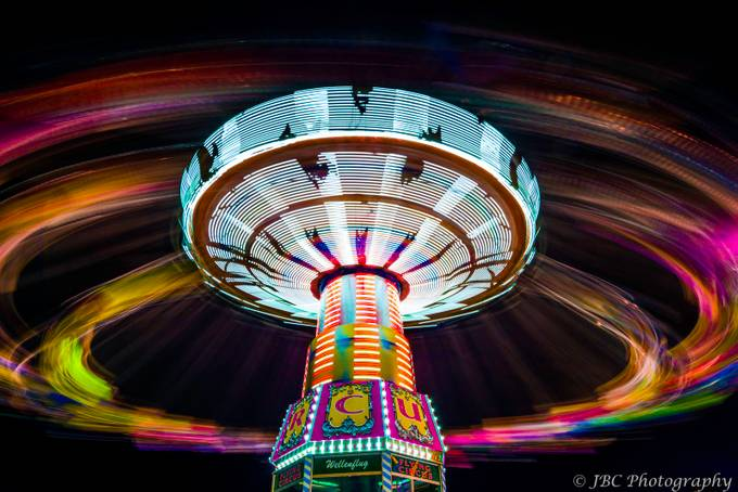 Dizzy Fun by mrjcall - Bright And Colorful Photo Contest