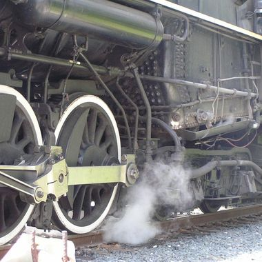 Wheels & steam
