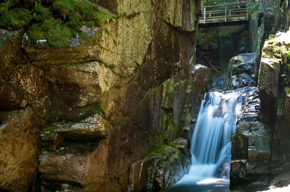 Sabbaday Falls #1