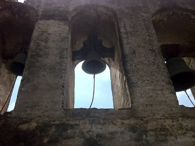 San Jaun Capistrano Mission