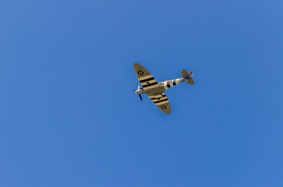 Spitfire Battle of Britain 75th Anniversary