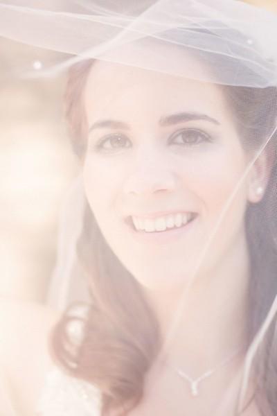 Sun-Kissed Bride