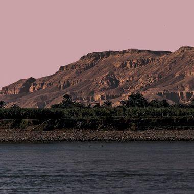 Nile and Desert