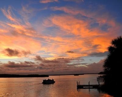 River Sunset-14