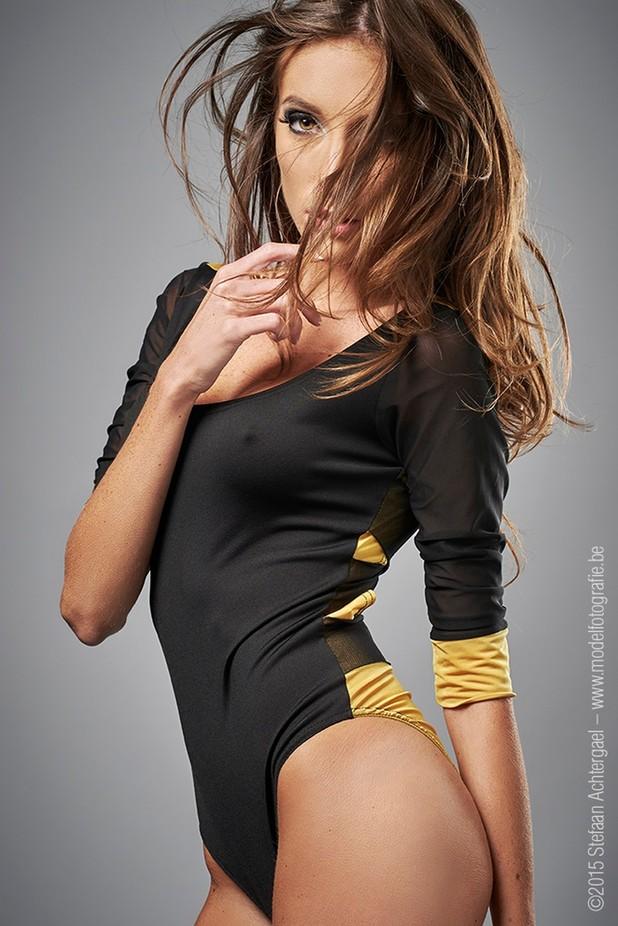 DebbyDH51932B by stefaanachtergael - Her In The Studio Photo Contest