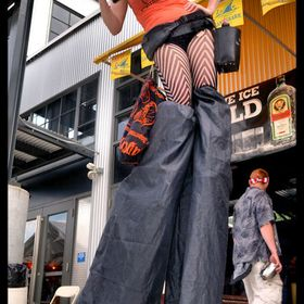 Jagermiester Girl @ 2014 Thunder in the Vally Motorcycle Rally Johnstown, Pennsylvania