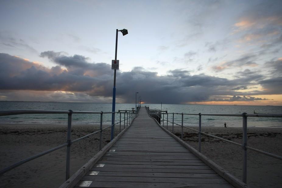 Coogee beach Western Australia