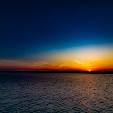 Sunrise Over the Cooper River