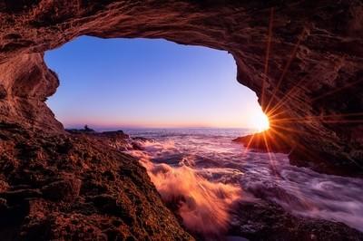 The Secret Cave of 1,000 Steps Beach