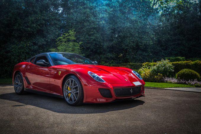 Ferrari 599 GTO by patrickyates