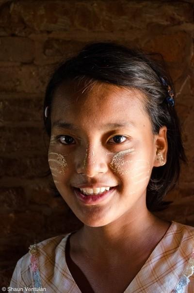 Burmese Vendor