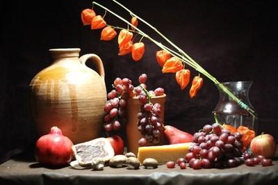 Autumnal Bounty