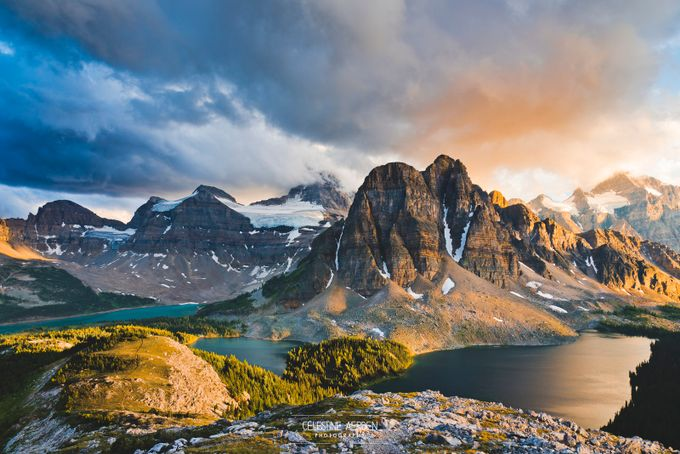 Mount Assiniboine Provincial Park by CelestineAerden - Alluring Landscapes Photo Contest