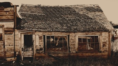 Disheveled Home