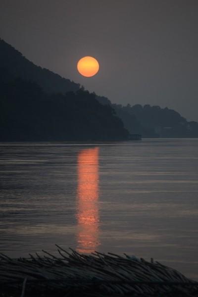 Moody sunset.....